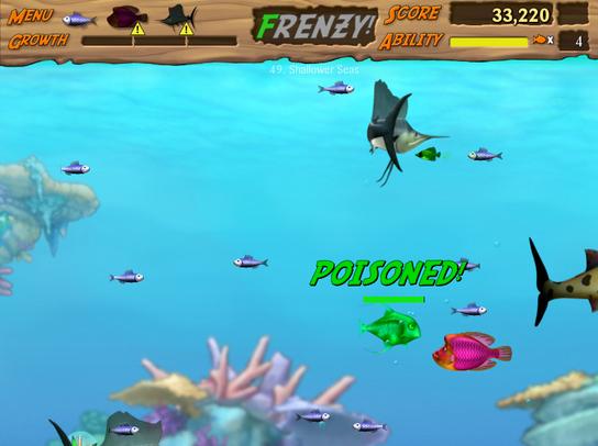 تحميل لعبة سمكة القرش للكمبيوتر