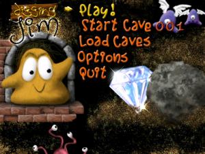 واجهة لعبة حرامي الماس