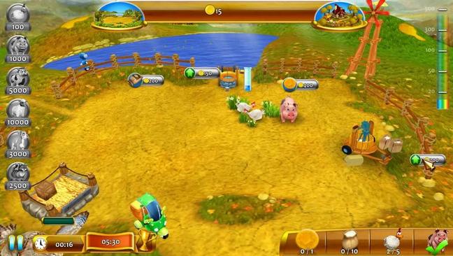تحميل لعبة farm frenzy 4 كاملة للكمبيوتر من ميديا فاير