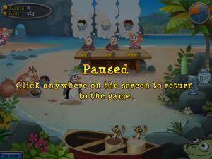 المستوي الثاني فى لعبة البطريق بائع الايس كريم