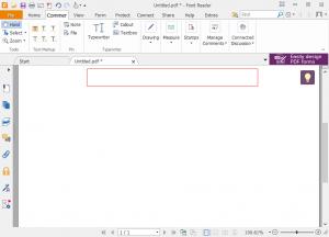 انشاء ملفات pdf بأستخدام فوكست ريدر