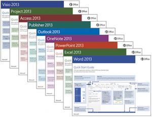 برنامج اوت لوك 2013 من حزمة اوفيس 2013
