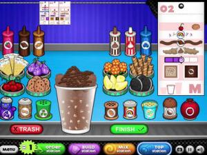 تحميل لعبة مطعم مثلجات باباس