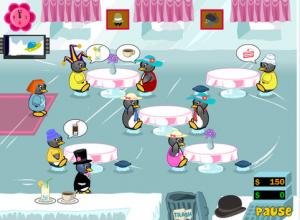 مستوى جديد فى لعبة البطريق المتعشى 2