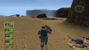 conflict desert storm 1